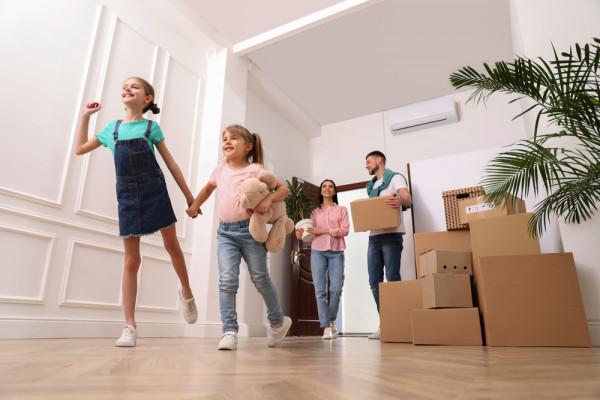 Déménagement de maison : transport des meubles et emménagement